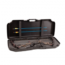 ABS Compound ARCHERY Bow Case with Arrow Holders